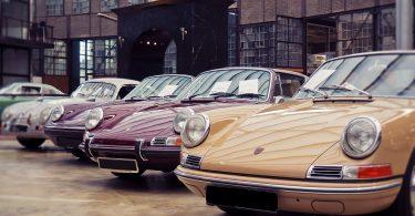 Porsche occasion Allemagne