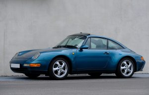 Import voiture Porsche d'occasion