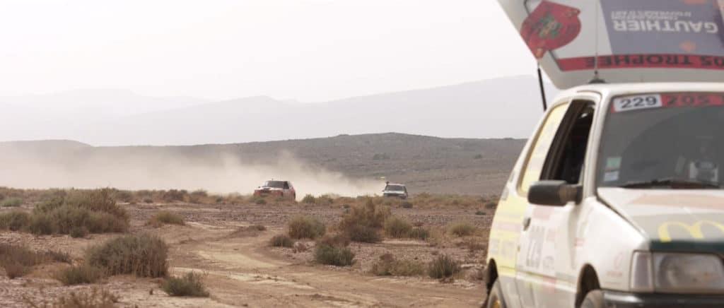 Raid automobile du 205 Trophée